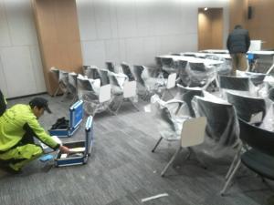 河南省二建室内装修污染检测
